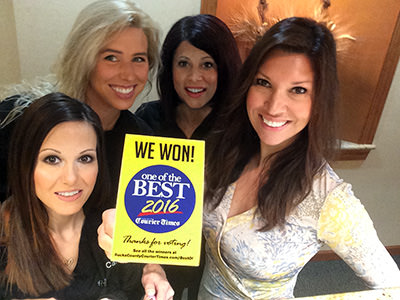 You Voted, We Won! - Armour Dentistry of Newtown