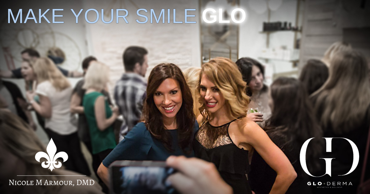 Make Your Smile Glo - Armour Dentistry of Newtown