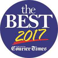 Our patients voted cosmetic dentist Nicole M Armour, DMD of Newtown, PA The Best of Bucks for 2017