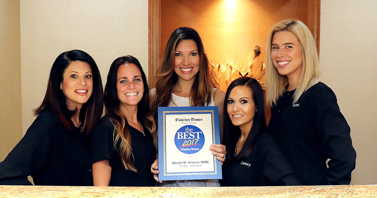 The BEST of BUCKS 2017 – We Won! - Armour Dentistry of Newtown