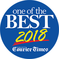 Our patients voted cosmetic dentist Nicole M Armour, DMD of Newtown, PA One of The Best of Bucks for 2018
